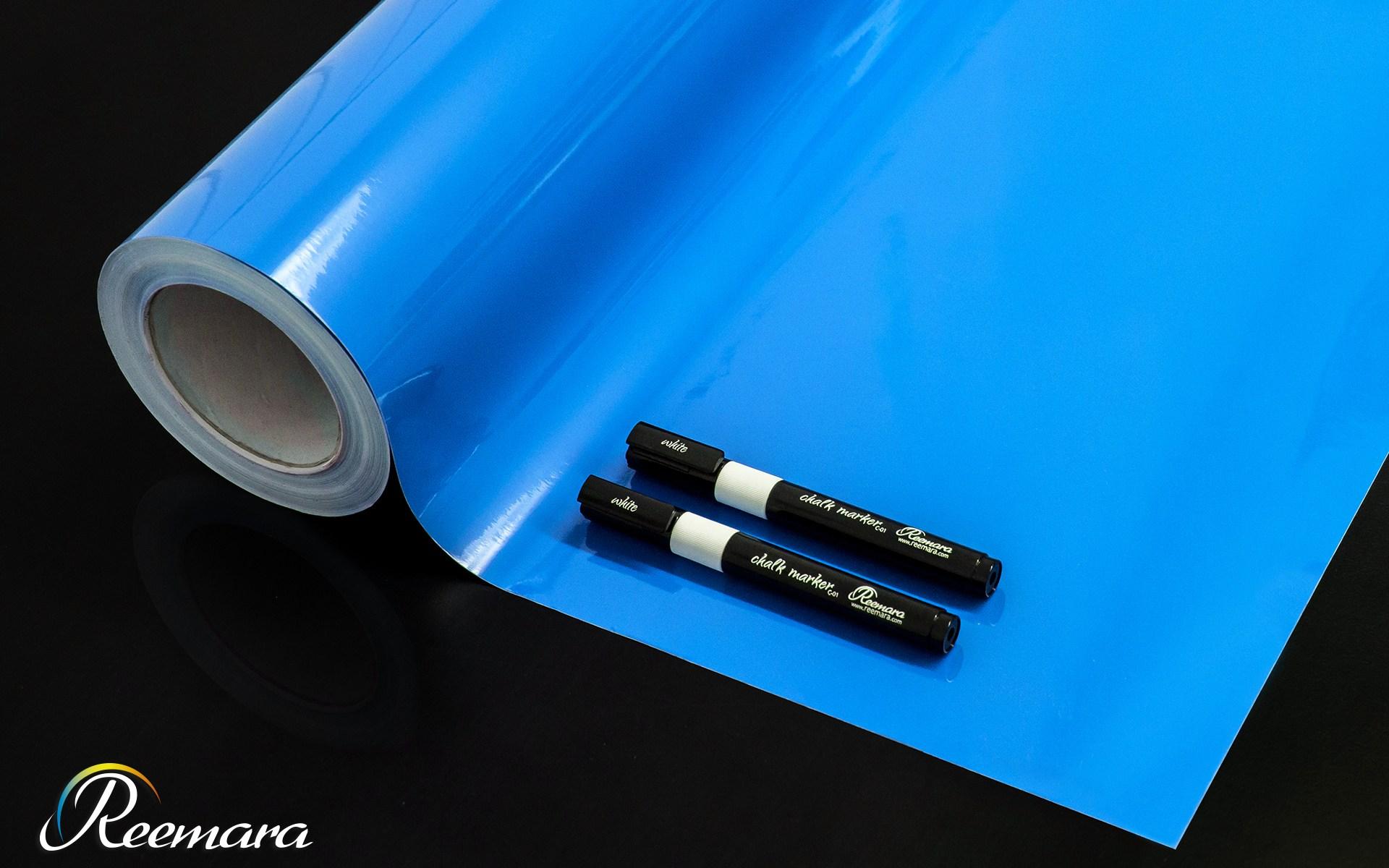 Tafelfolie Blau
