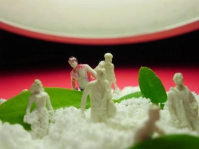 Blancanieves y sus cinco parceros, 2011 Fotografía