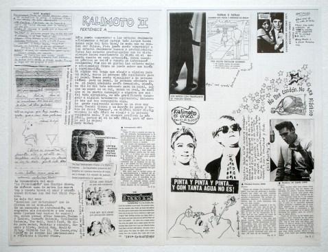 Kalimoto II Fotocopia 1995