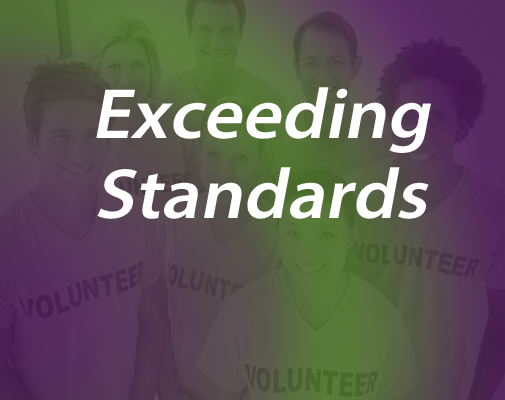 Exceeding Standards