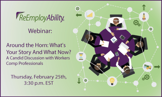 Register for ReEmployAbility's Upcoming Webinar with Risk Managers