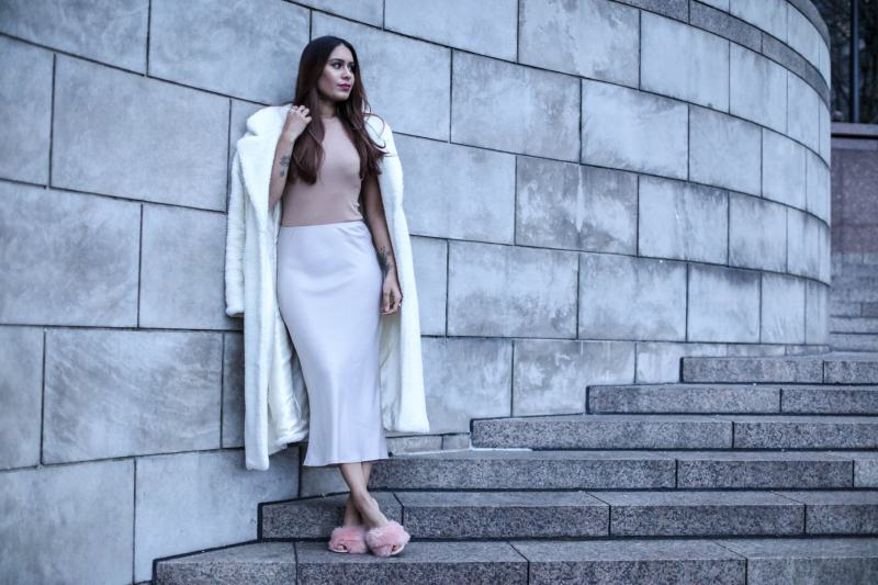 Reena Rai, London fashion blogger