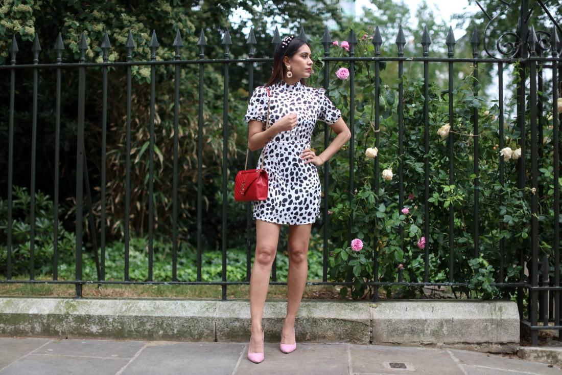 British Asian influencer Reena Rai