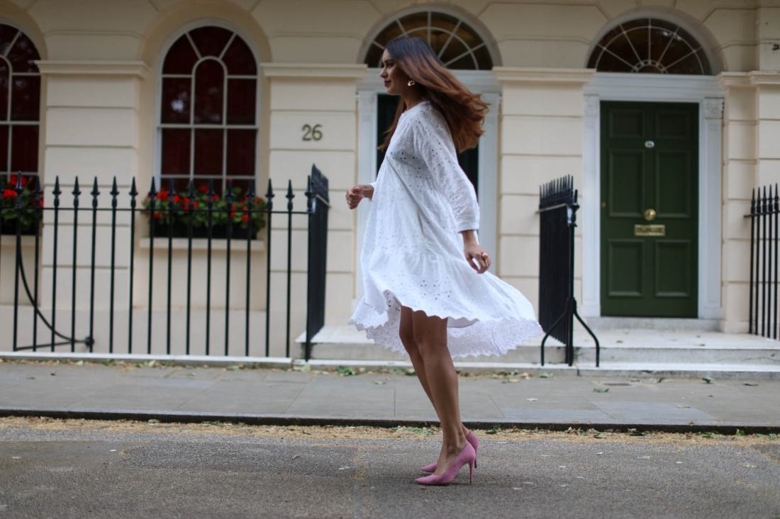 British Indian blogger Reena Rai