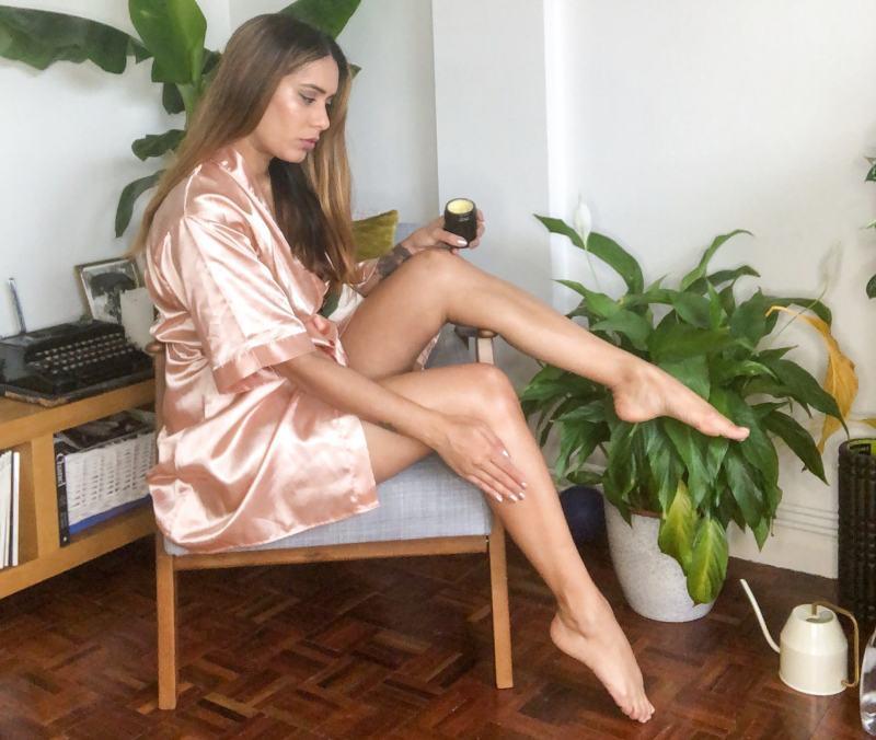 UK beauty blogger Reena Rai