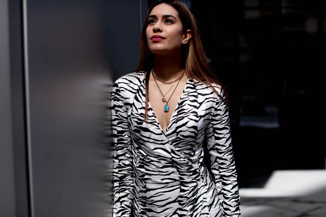 Reena Rai fashion blogger