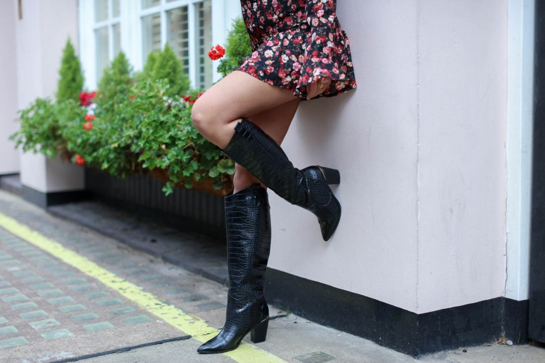 How to style Western boots