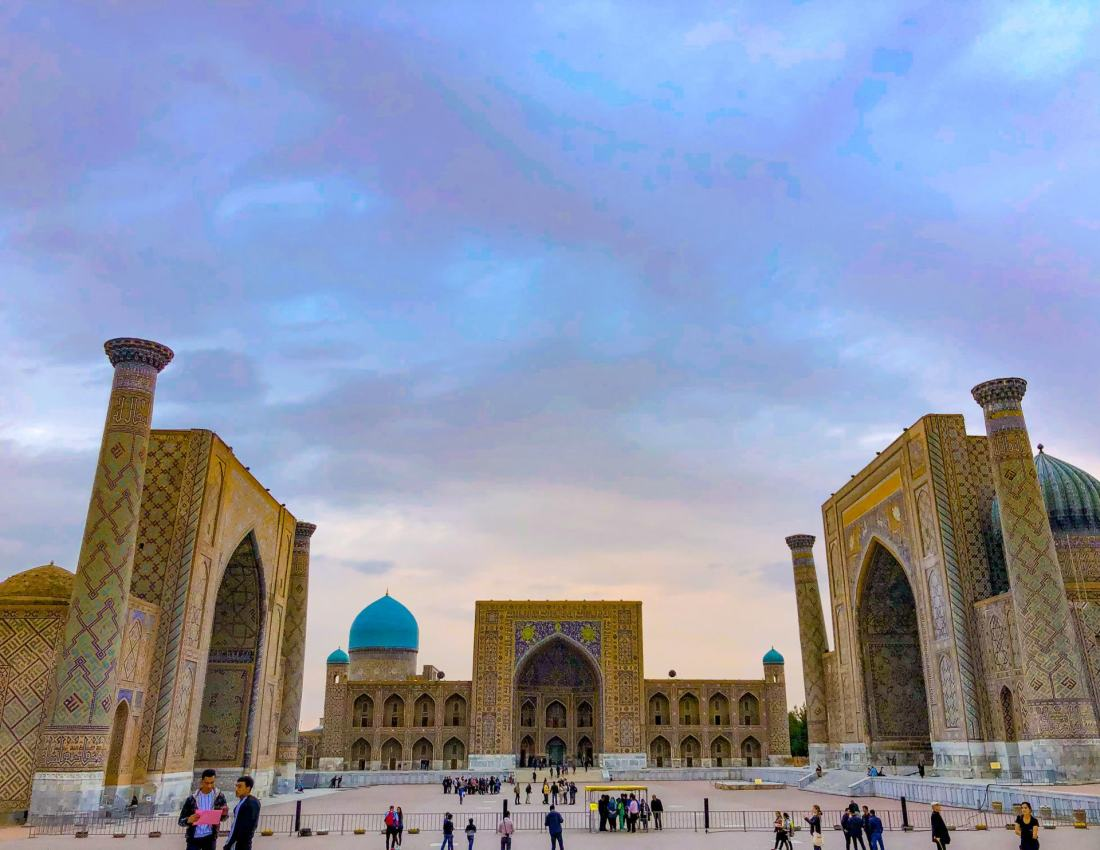 Uzbekistan Travel itinerary and Guide 2020