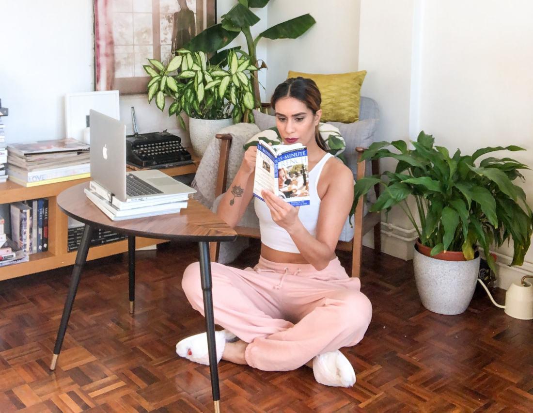 UK blogger Reena Rai discusses Coronavirus lockdown