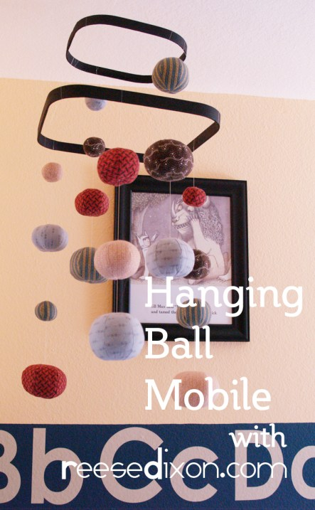 Floating Ball Mobile