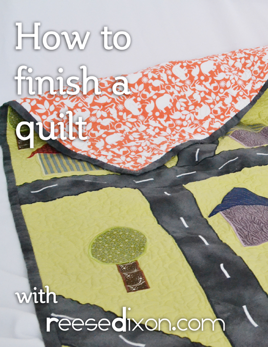Finish a Quilt