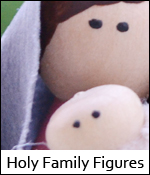 Holy Family Figures