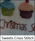 Sweets Crosstitch