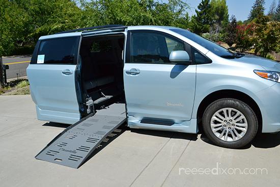 Coverted Van