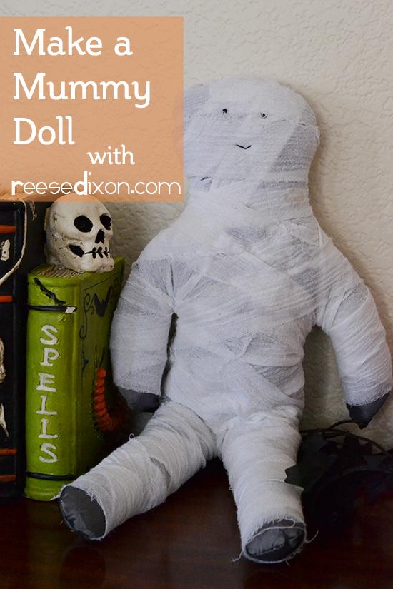 mummy-doll