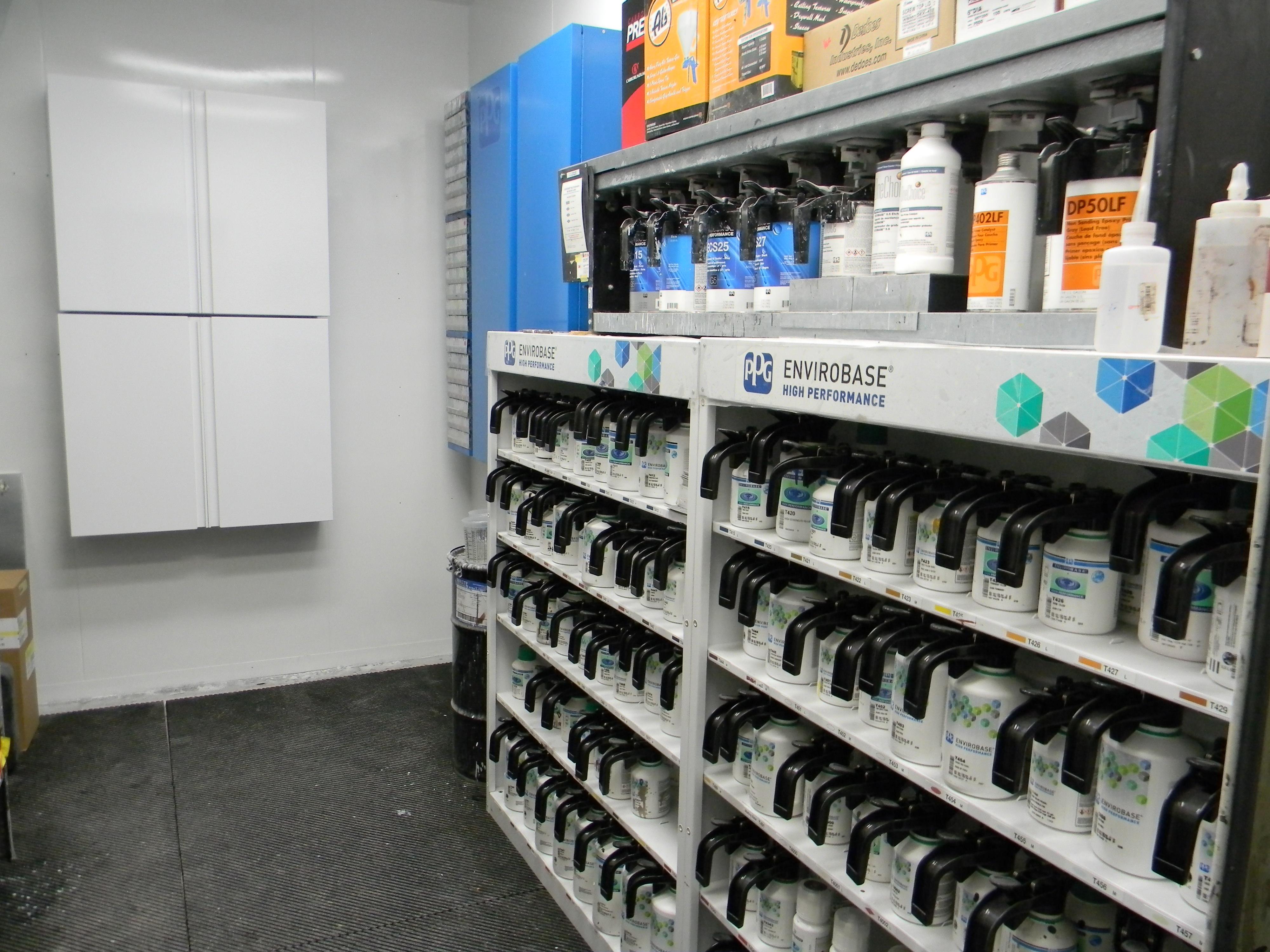Reesman Body Shop-Vehicle Paint Supplies