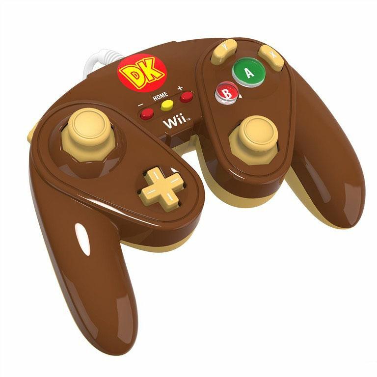 Manette GameCube Pour Wii U Donkey Kong Pdp Acheter