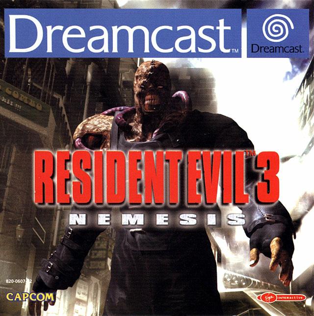 Resident Evil 3 Nemesis Dreamcast Acheter Vendre Sur