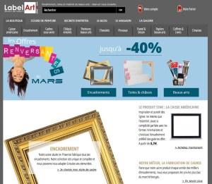 exemple de site e-commerce