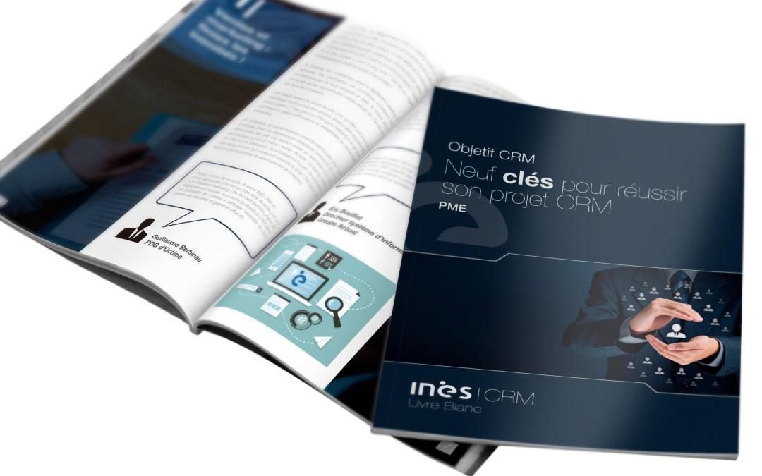 [Livre Blanc] – Les 9 Clés pour réussir son projet CRM