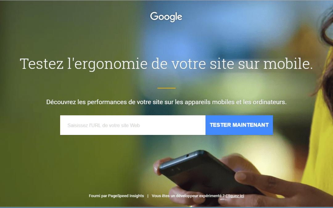 «Testmysite.withgoogle», le nouvel outil de Google pour tester les performances de votre site