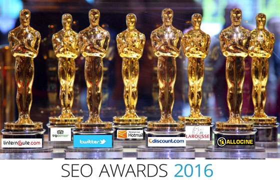 SEO AWARDS 2016, and the winner is…