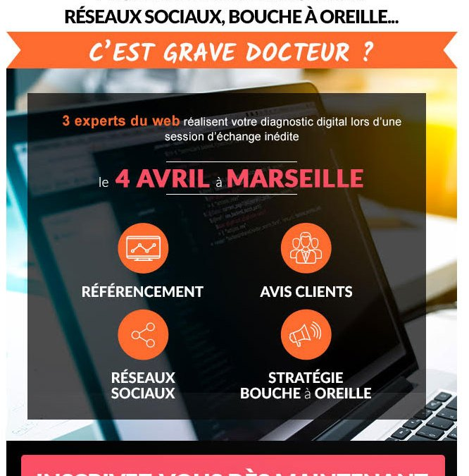 La Clinique du web – Le nouvel Event Web