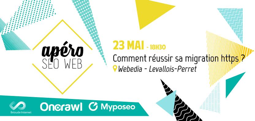 Rejoignez-nous à Paris pour notre nouvel Apéro SEO !