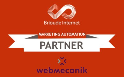 Brioude Internet : agence certifiée par Webmecanik en Marketing Automation