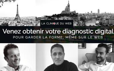 Retour sur nos événements La Clinique du Web
