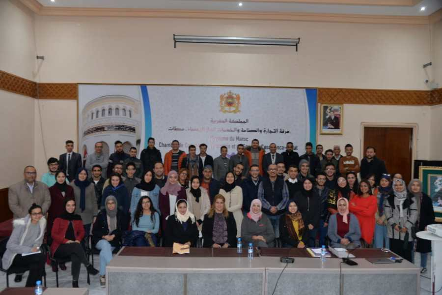 20 Janvier 2019- SELF Program édition CCIS Casa-Settat