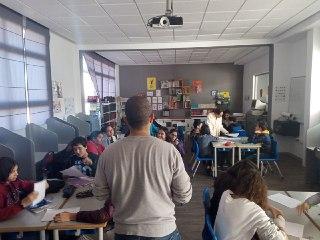4 Mars 2020- SELF Program avec Les écoles Abdelmoumen