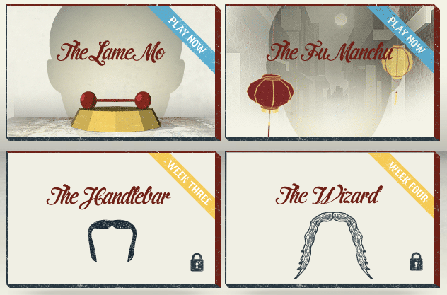Movember Games