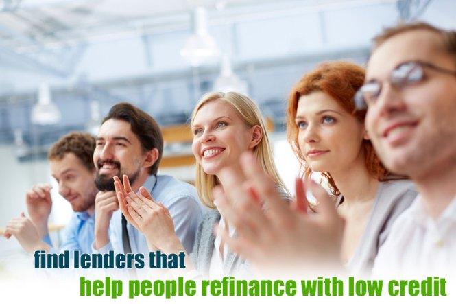 bad credit refinance