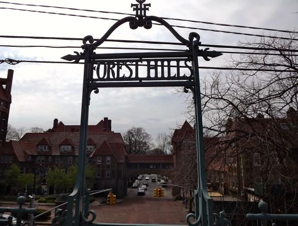 Forest Hills RR Station