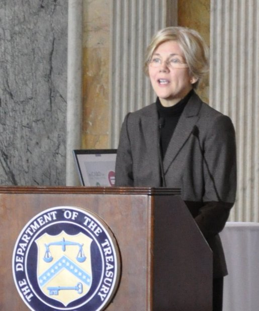 By U.S. Treasury Department (CFPB Conference on the Credit Card Act, 02/22/2011) [Public domain], via Wikimedia Commons