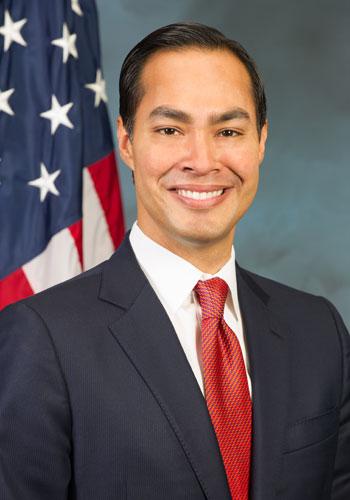 HUD Secretary Castro