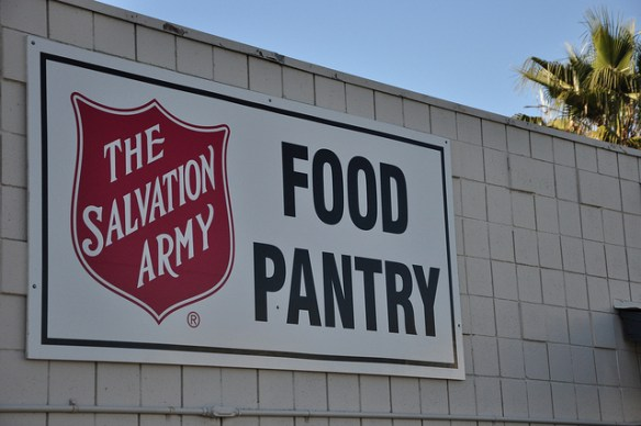 photo by Salvation Army USA West