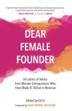 dear female founder, international women's day