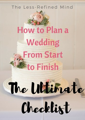 Are you engaged and ready to start planning your wedding nuptials? This ultimate checklist will guide you through the entire process from start to finish and help you to schedule every task from the hen right through to the ceremony and honeymoon.