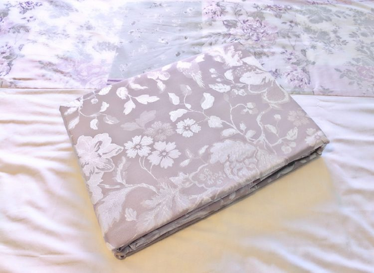 Post-Baby Bedroom Makeover Heather Floral Sheets
