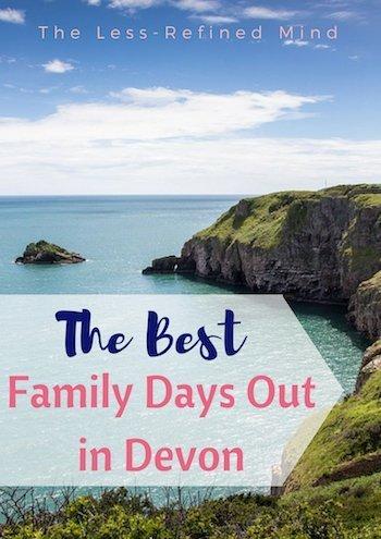 Check out the best family days out in Devon. #staycation #devon #daysout #familydaysout
