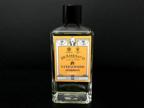 D.R. Harris Sandalwood Aftershave