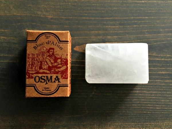 Osma Alum Block Review