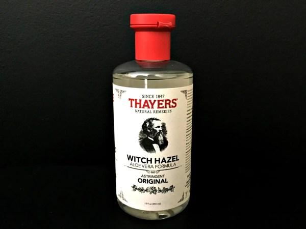 Thayers Original Witch Hazel