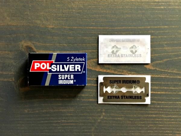 PolSilver Super Iridium Razor Blade Review
