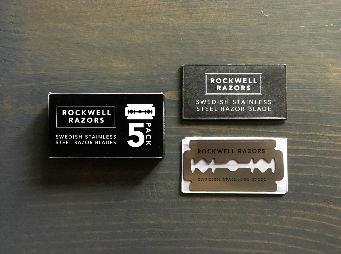 Rockwell Razors Stainless Steel Razor Blade Review