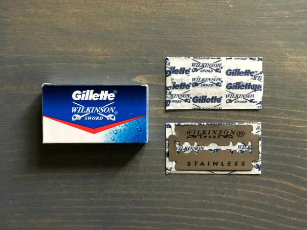 Gillette Wilkinson Sword Razor Blade Review