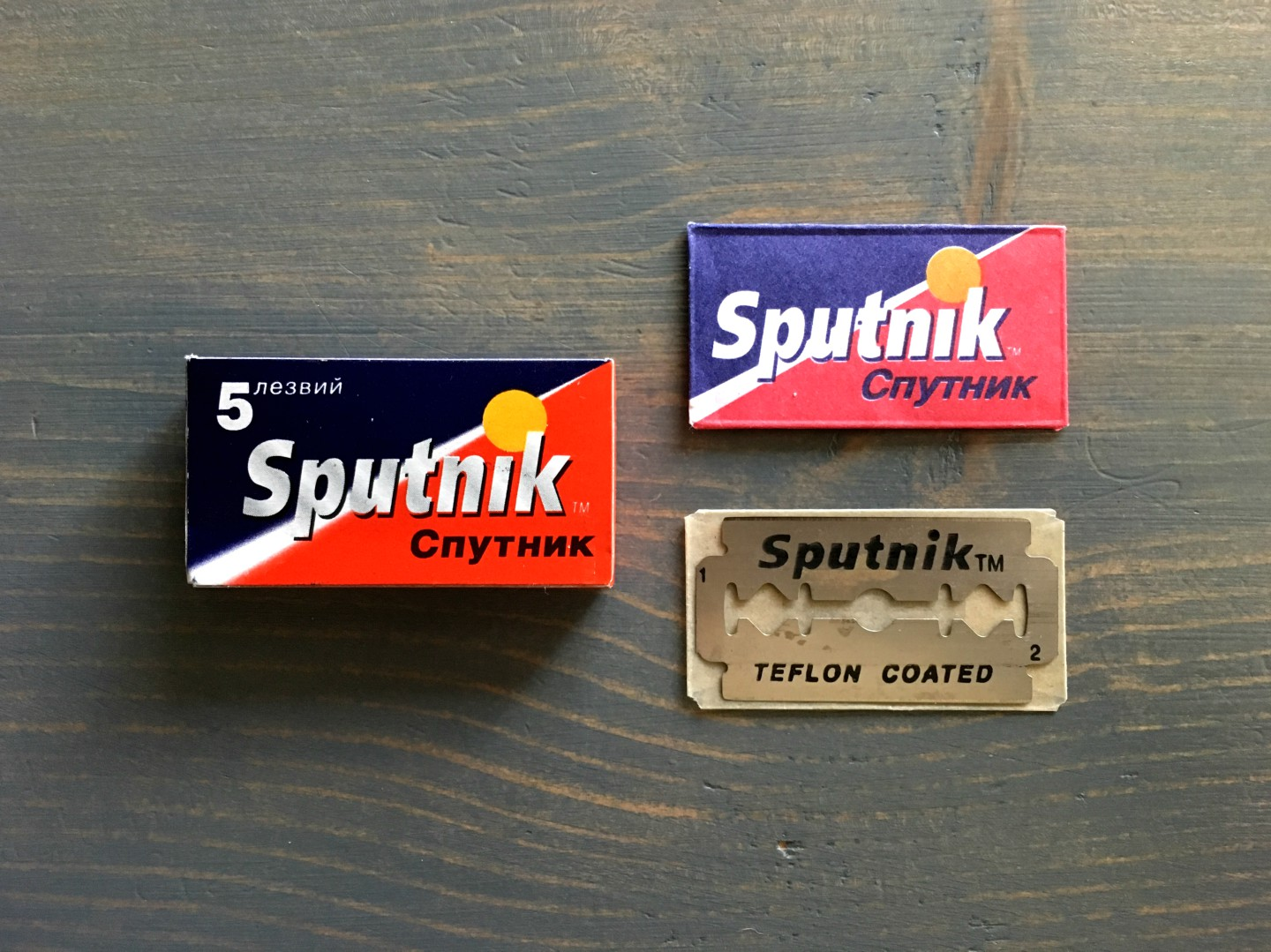 Sputnik Razor Blade Review