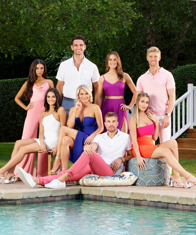 What Does The Bravo Summer House Cast